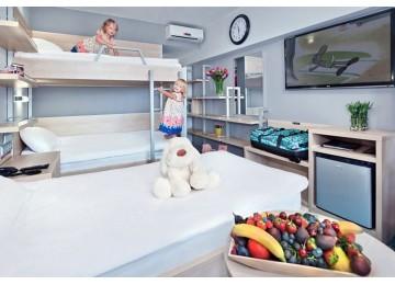 Стандарт улучшенный с тремя кроватями | Отель Ялта-Интурист