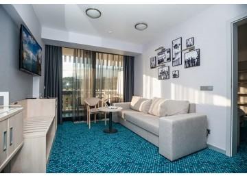 Люкс 2-комнатный | Отель Ялта-Интурист