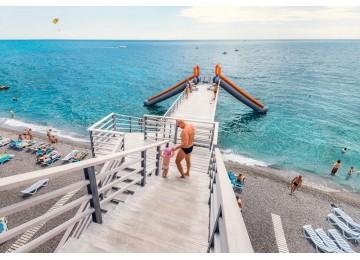 Отель Ялта-Интурист | Море и пляж