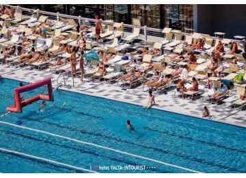 СОтель Ялта-Интурист | Олимпийский бассейн