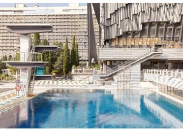 Отель Ялта-Интурист| Прыжковый бассейн
