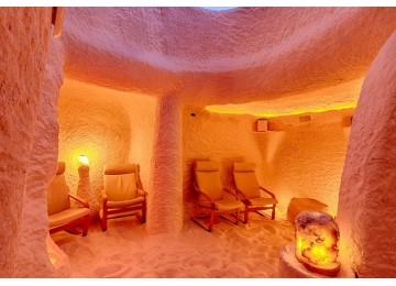 Отель Ялта-Интурист| Соляная пещера