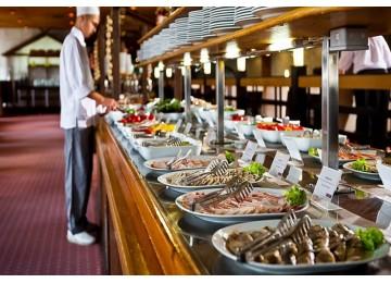 Отель Ялта-Интурист | Рестораны и бары